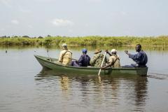 Sitatunga Hunting, Kafu River Basin