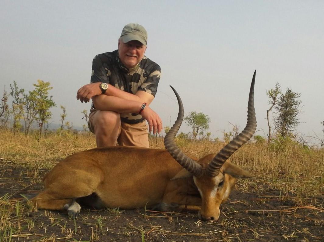 uganda wildlife safaris trophy photos 2017 (11) kob