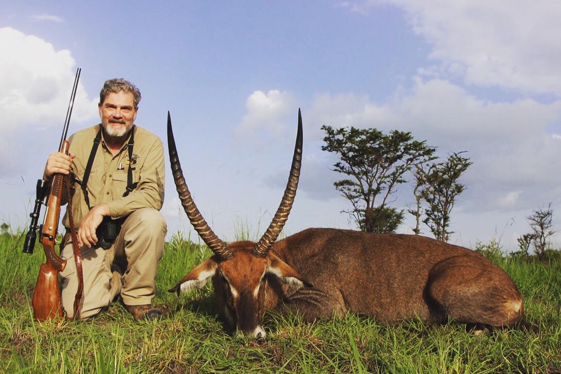 uganda wildlife safaris trophy photos 2017 (31) waterbuck